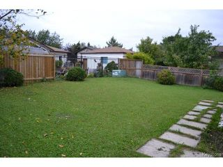 Photo 15: 131 Long Point Bay in WINNIPEG: Transcona Residential for sale (North East Winnipeg)  : MLS®# 1422437