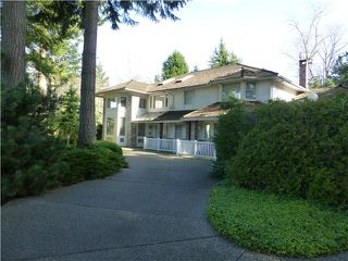 Photo 3: 2462 139TH ST in Surrey: Elgin Chantrell House for sale (South Surrey White Rock)  : MLS®# F1432900