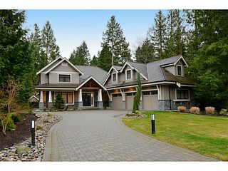Photo 1: 12548 23rd Avenue in South Surrey: Crescent Bch Ocean Pk. House for sale (Surrey)  : MLS®# F1432148