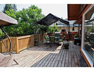 Photo 3: 33086 CHERRY AV in Mission: Mission BC House for sale : MLS®# F1446859