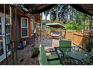 Photo 2: 33086 CHERRY AV in Mission: Mission BC House for sale : MLS®# F1446859