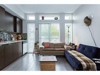 Photo 1: # 201 4372 FRASER ST in Vancouver: Fraser VE Condo for sale (Vancouver East)  : MLS®# V1127230