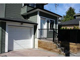 Photo 7: 1828 ISLAND AV in Vancouver: Fraserview VE House for sale (Vancouver East)  : MLS®# V1140847