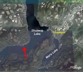 Photo 112: 8 6432 Sunnybrae Canoe Pt Road in Tappen: Steamboat Shores House for sale (Tappen-Sunnybrae)  : MLS®# 10116220