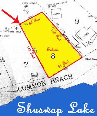 Photo 114: 8 6432 Sunnybrae Canoe Pt Road in Tappen: Steamboat Shores House for sale (Tappen-Sunnybrae)  : MLS®# 10116220
