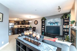 Photo 4: 208 3150 VINCENT STREET in Port Coquitlam: Glenwood PQ Condo for sale : MLS®# R2340425