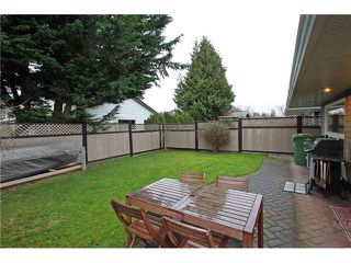 Photo 20: 3291 BROADWAY ST in Richmond: Steveston Village House for sale : MLS®# V1096485