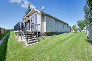 Photo 28: 40 841 156 Street in Edmonton: Zone 14 Condo for sale : MLS®# E4170737