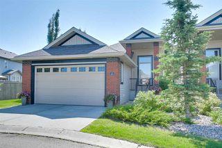 Photo 1: 40 841 156 Street in Edmonton: Zone 14 Condo for sale : MLS®# E4170737