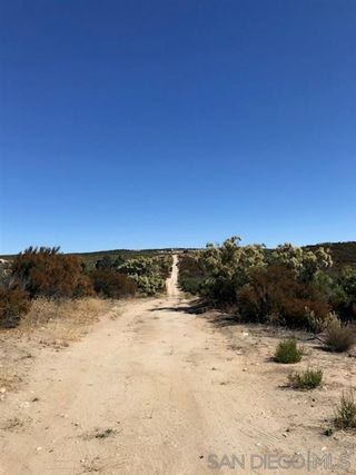 Photo 17: BOULEVARD Property for sale: 78 acres Tierra del Sol