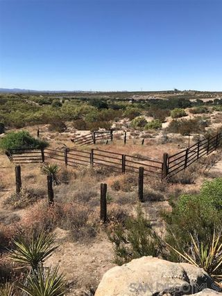 Photo 1: BOULEVARD Property for sale: 78 acres Tierra del Sol