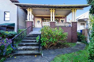 Photo 1: 2136 FRANKLIN Street in Vancouver: Hastings House for sale (Vancouver East)  : MLS®# R2416734