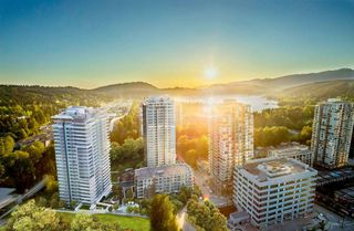 Photo 1: 104 300 MORRISSEY Road in Port Moody: Port Moody Centre Condo for sale : MLS®# R2433760