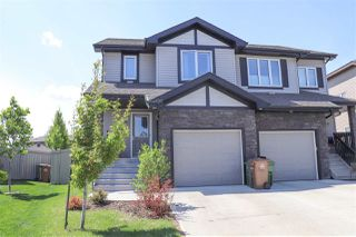 Main Photo: 20 RED TAIL Way: St. Albert House Half Duplex for sale : MLS®# E4199590