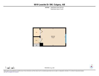 Photo 45: 6918 LEASIDE Drive SW in Calgary: Lakeview Detached for sale : MLS®# A1023720