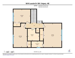 Photo 7: 6918 LEASIDE Drive SW in Calgary: Lakeview Detached for sale : MLS®# A1023720