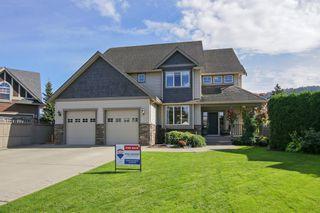 "Photo 1: 44494 ELSIE Place in Chilliwack: Sardis West Vedder Rd House for sale in ""PETERSBURG"" (Sardis)  : MLS®# R2500954"