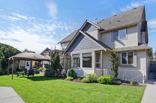 "Photo 35: 44494 ELSIE Place in Chilliwack: Sardis West Vedder Rd House for sale in ""PETERSBURG"" (Sardis)  : MLS®# R2500954"