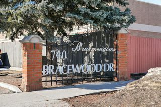 Photo 30: 74 740 Bracewood Drive SW in Calgary: Braeside Row/Townhouse for sale : MLS®# A1038575