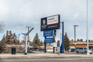 Photo 34: 74 740 Bracewood Drive SW in Calgary: Braeside Row/Townhouse for sale : MLS®# A1038575