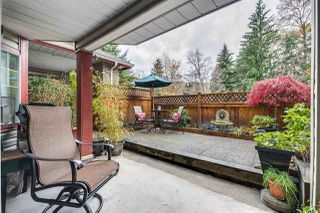 "Photo 1: 105 1215 PACIFIC Street in Coquitlam: North Coquitlam Condo for sale in ""PACIFIC PLACE"" : MLS®# R2516475"