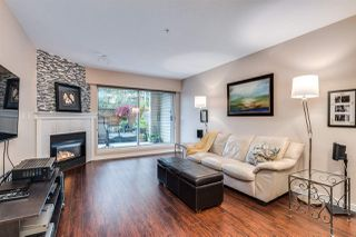 "Photo 3: 105 1215 PACIFIC Street in Coquitlam: North Coquitlam Condo for sale in ""PACIFIC PLACE"" : MLS®# R2516475"