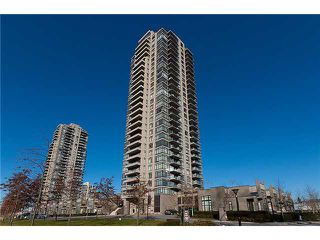 "Photo 1: 1705 2355 MADISON Avenue in Burnaby: Brentwood Park Condo for sale in ""OMA 1"" (Burnaby North)  : MLS®# V931039"