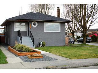 Photo 1: 4204 Frances Street in Burnaby: Willingdon Heights House for sale (Burnaby North)  : MLS®# V940060