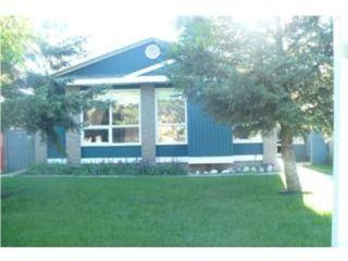 Photo 1: 143 TALLMAN ST in Winnipeg: Residential for sale (Canada)  : MLS®# 1013378