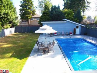 Photo 17: 10248 MICHEL PL in Surrey: Whalley House for sale (North Surrey)  : MLS®# F1123701