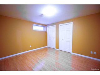 Photo 17: 6 Georges Forest Place in WINNIPEG: St Boniface Residential for sale (South East Winnipeg)  : MLS®# 1420365
