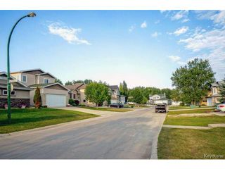 Photo 20: 6 Georges Forest Place in WINNIPEG: St Boniface Residential for sale (South East Winnipeg)  : MLS®# 1420365