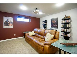 Photo 16: 6 Georges Forest Place in WINNIPEG: St Boniface Residential for sale (South East Winnipeg)  : MLS®# 1420365