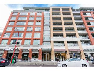 Photo 1: # 405 221 UNION ST in Vancouver: Mount Pleasant VE Condo for sale (Vancouver East)  : MLS®# V1103663