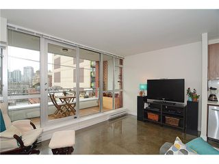Photo 3: # 405 221 UNION ST in Vancouver: Mount Pleasant VE Condo for sale (Vancouver East)  : MLS®# V1103663