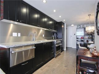 Photo 5: # 407 1133 HOMER ST in Vancouver: Yaletown Condo for sale (Vancouver West)  : MLS®# V1135547