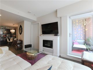 Photo 2: # 407 1133 HOMER ST in Vancouver: Yaletown Condo for sale (Vancouver West)  : MLS®# V1135547