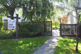 Photo 1: 9 3350 ROSEMONT DRIVE in Vancouver: Champlain Heights Townhouse for sale (Vancouver East)  : MLS®# R2268996
