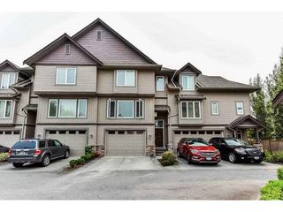 Photo 1: 4 8491 PIPER CRESCENT in Chilliwack: Chilliwack E Young-Yale Townhouse for sale : MLS®# R2377179
