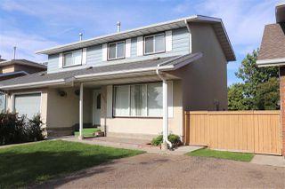 Photo 1: 16214 109 Street in Edmonton: Zone 27 House Half Duplex for sale : MLS®# E4170802