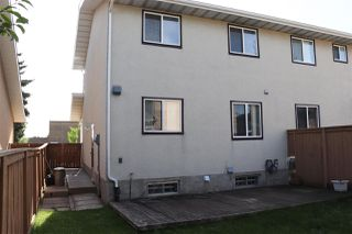 Photo 24: 16214 109 Street in Edmonton: Zone 27 House Half Duplex for sale : MLS®# E4170802