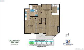 Photo 27: 204 406 Simcoe Street in VICTORIA: Vi James Bay Condo Apartment for sale (Victoria)  : MLS®# 417439