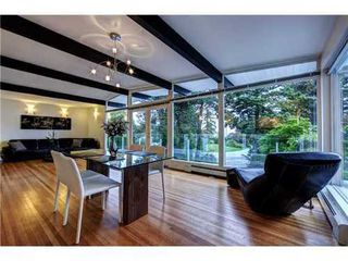 Photo 1: 4138 BURKEHILL Road in West Vancouver: Home for sale : MLS®# V1030215