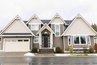 Photo 1: 579 NATHAN Place in Coquitlam: Central Coquitlam House for sale : MLS®# R2430373