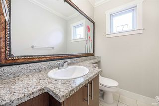 "Photo 10: 4 9391 ALBERTA Road in Richmond: McLennan North Townhouse for sale in ""WILD ROSE"" : MLS®# R2437720"
