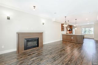 "Photo 4: 4 9391 ALBERTA Road in Richmond: McLennan North Townhouse for sale in ""WILD ROSE"" : MLS®# R2437720"