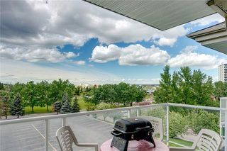 Photo 17: 409 3111 34 Avenue NW in Calgary: Varsity Apartment for sale : MLS®# C4301602