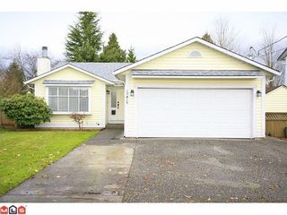 Photo 1: 17415 60TH Ave in Cloverdale: Cloverdale BC Home for sale ()  : MLS®# F1210536