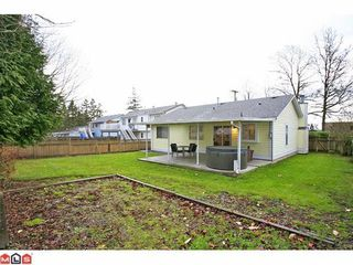Photo 2: 17415 60TH Ave in Cloverdale: Cloverdale BC Home for sale ()  : MLS®# F1210536