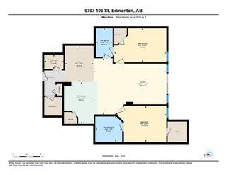 Photo 24: 203 9707 106 Street in Edmonton: Zone 12 Condo for sale : MLS®# E4223964